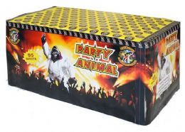 Party Animal Firework | Fireworks International | Bristol Fireworks